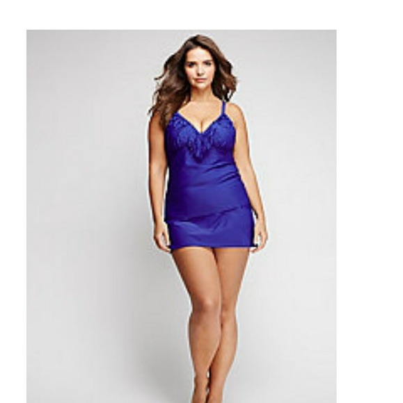 9a613ca461 Lane Bryant Other - Lane Bryant Tankini